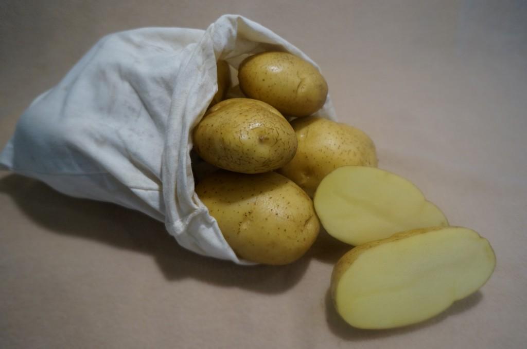Sadzeniaki ziemniaka kwalifikowane odmiana LORD